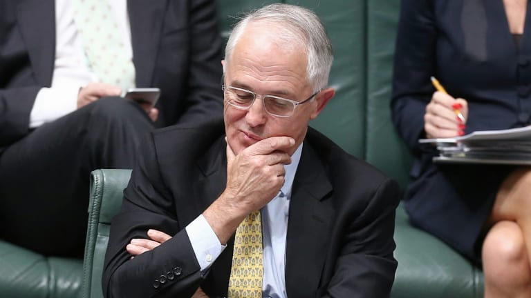 Prime Minister Malcolm Turnbull just needs to get on with it.