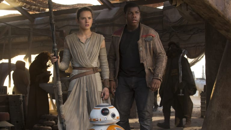 <i>Star Wars: The Force Awakens'</i> Daisy Ridley and John Boyega will both be in Australia for separate projects in 2017.