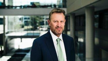 ABS chief executive David Kalisch.