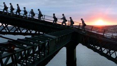 BridgeClimb had to make tens-of-thousands of dollars in credit card refunds late last year.