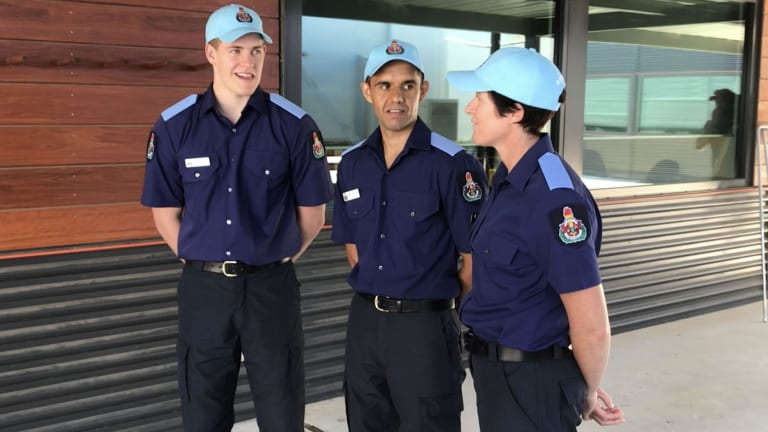 Ryan Goodall, Mark Parsons and Julia Chadburn have been recruited to the ACT Fire and Rescue Service.