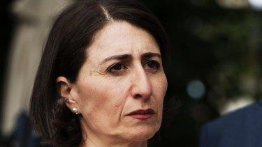 NSW Treasurer Gladys Berejiklian is expected to become premier next week.