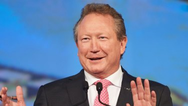 Andrew ''Twiggy'' Forrest says it is critical for businesses around the world to look for slavery within their operations.