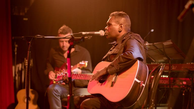 Gurrumul passed away just three days after signing off on the documentary.