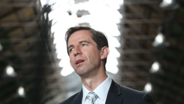Education Minister Simon Birmingham has offered concessions to the Catholic school sector