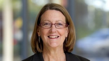 Macquarie University Hospital chief executive Carol Bryant.