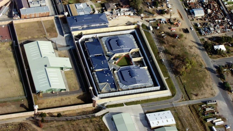 Goulburn jail's existing Supermax will be able to house up to 75 inmates.