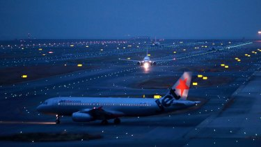 Jetstar Japan set up its secondary base at Kansai International Airport last year.