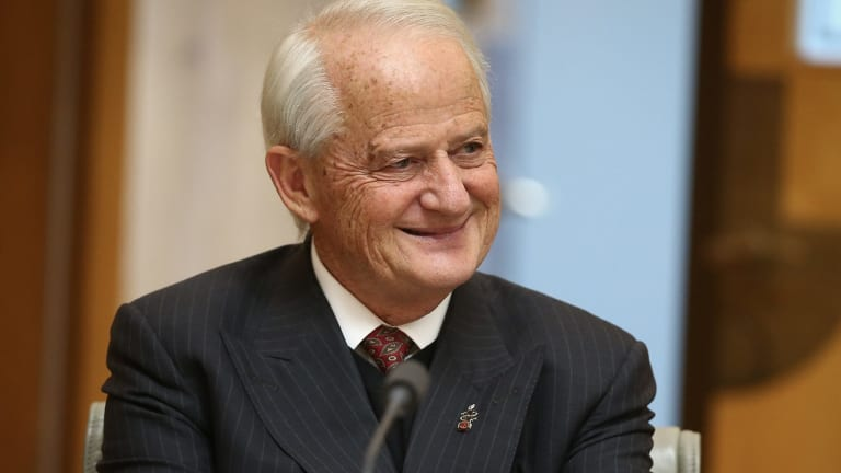 As the last attorney-general of the Howard government, Philip Ruddock introduced the 2004 amendment to the Marriage Act that explicitly defined it as a union between a man and a woman.