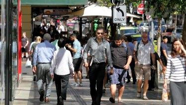 "Queen Street Mall is one of Brisbane's most popular ""PokéStops""."