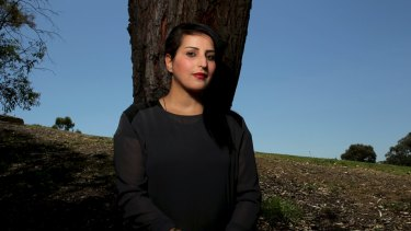 Charged with bigamy and adultery: Mahassen Issa was unable to return to Australia from Lebanon.