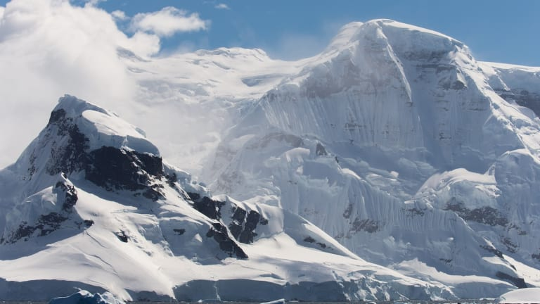 Antarctica's ice sheets are melting faster than models predicted, James Hansen says