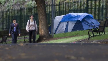 Spike in first time homelessness as property prices pinch: Vinnies
