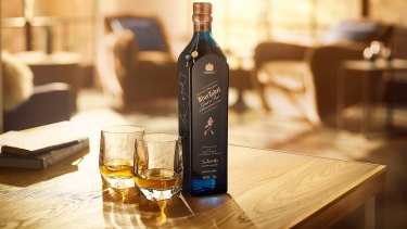 Scotch drinkers will be pleased to hear Johnnie Walker is releasing a new series of special whiskeys.