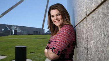 """Greens senator Sarah Hanson says she is """"very confident"""" that the """"yes"""" vote will win."""