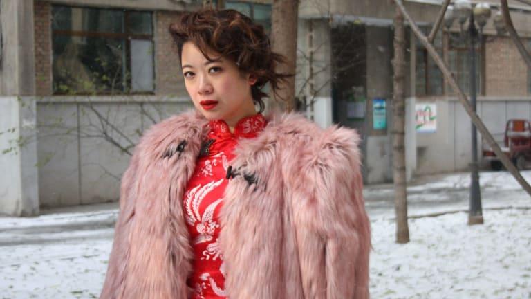 Sophie Koh plays Shanghai Mimi, singing in both Mandarin and English.
