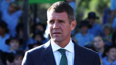 English as Second Language support needed: Premier Mike Baird.