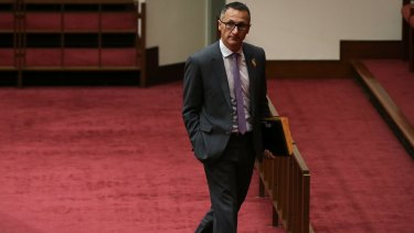 Senator Richard Di Natale has plans for the Greens to become a major party that could govern in coalition with either Labor or the Liberals.