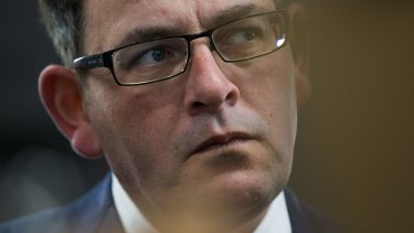 By calling for an audit of ministers' phones, Premier Daniel Andrews has again put a negative focus on the Labor Party.