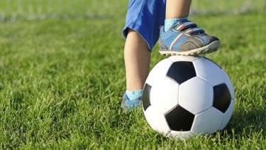 A girl was attacked by her soccer coach, a royal commission has heard.