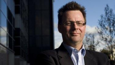 Simon Baker, the former chief executive of REA Group