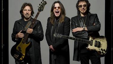 Black Sabbath are on their farewell tour.