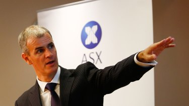 The ASX's Elmer Funke Kupper: A once-in-a-generation opportunity to install the best technology.
