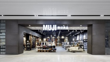 Japanese lifestyle retailer Muji is about to land in Sydney.