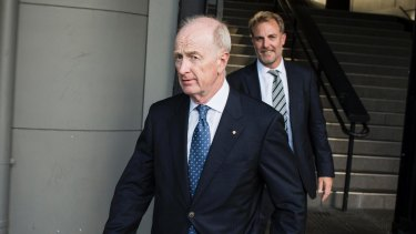 Former governor of the Reserve Bank Glenn Stevens says foreign capital helped build the economy.