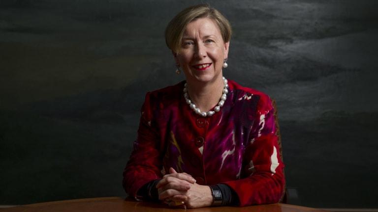 Finance Department secretary Jane Halton.