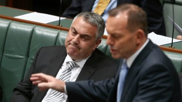 The performance of Prime Minister Tony Abbott, Treasurer Joe Hockey and Immigration Minister Peter Dutton seems to have riled voters.
