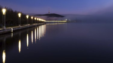 A new master plan could protect Lake Burley Griffin and its foreshores.