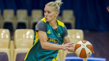 Opal and Dallas Wings guard Erin Phillips will play a leading role for her club in the upcoming WNBA season.