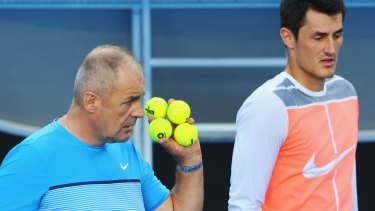 Bernard Tomic's father 'ashamed' of his son's antics
