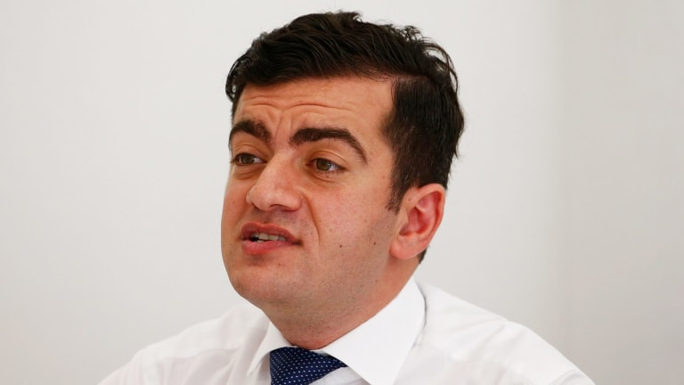 A Chinese-based property group settled the legal bill for Labor Senator Sam Dastyari after he was sued by an advertising firm.
