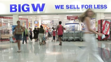Woolworths to fast track Big W sale