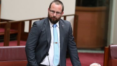 Senator Ricky Muir faces a fight to win back his seat.