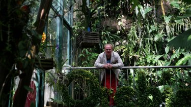 Death in Sydney of renowned garden designer keenly felt in his adopted Bali