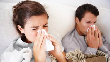 Roughly 3000 donors weekly have cancelled their appointments due to cold or flu.