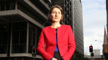 """""""We're doing everything we can for first home buyers"""": NSW Treasurer Gladys Berejiklian"""