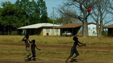 Housing shortages for Aborigines in the Northern Territory is at critical levels.