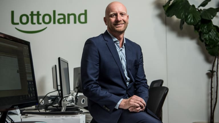"""Lottoland chief executive Luke Brill says his company has become the target of a """"smear campaign""""."""