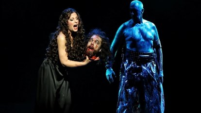 Salome review: Perversion writ large in this thrilling production