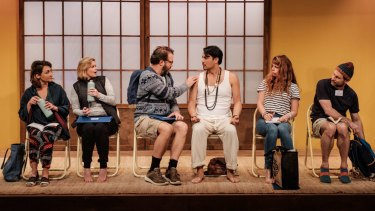 Small Mouth Sounds features a powerful ensemble cast.