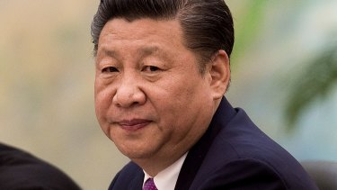 China's President Xi Jinping: not necessarily a big fan of Donald Trump's Twitter habits.
