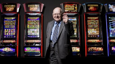 Billionaire Len Ainsworth's fight to sell his $500 million stake in the pokies operator he founded has hit a roadblock.
