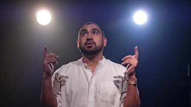 Rapper, poet and lyrical powerhouse Omar Musa mashes poems, live music and stories.