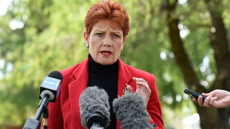 Pauline Hanson's resurgent One Nation has bagged four Senate seats.