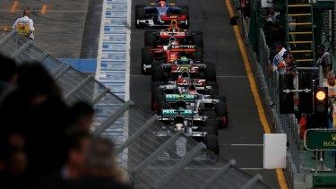 Australian Formula One grand prix 2016: F1 bosses ditch new