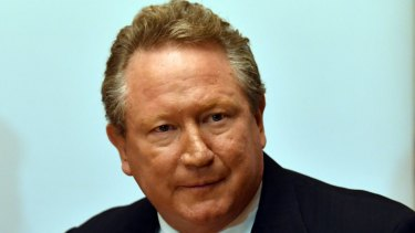 Can Andrew Forrest create a new rugby union competition?